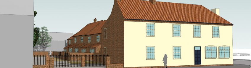 Blue Bell Court Conversion CGI