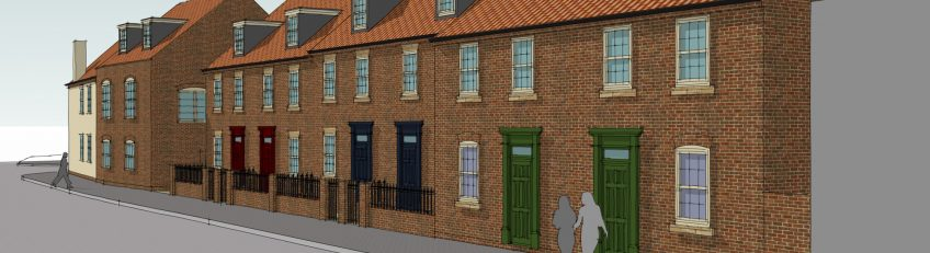 Blue Bell Court New Build CGI