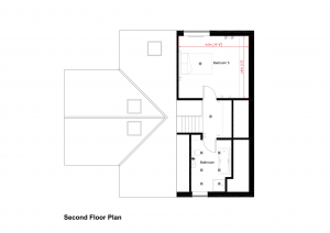 The Wootton - Second Floor Plan