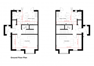 The Appleby - Ground Floor Plan